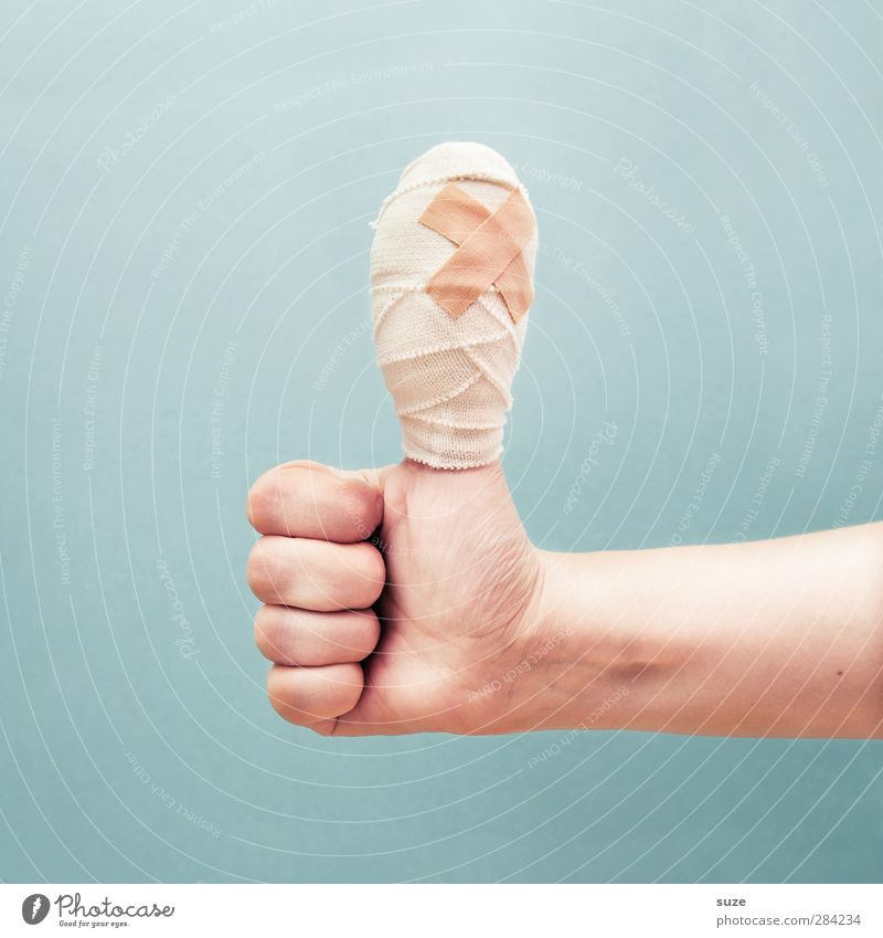 Hand Bright Business Arm Skin Fingers Communicate Broken Cool (slang) Simple Sign European Illness Hip & trendy Services Career