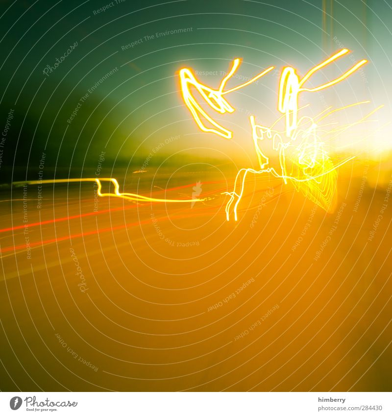 City Green Yellow Street Movement Lanes & trails Art Orange Wild Transport Power Gold Crazy Energy Creativity Speed