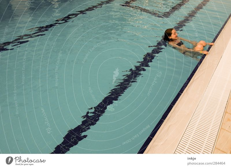 a pool just for me (rare value) Joy Athletic Swimming & Bathing Leisure and hobbies Playing Vacation & Travel Summer vacation Girl Infancy Youth (Young adults)
