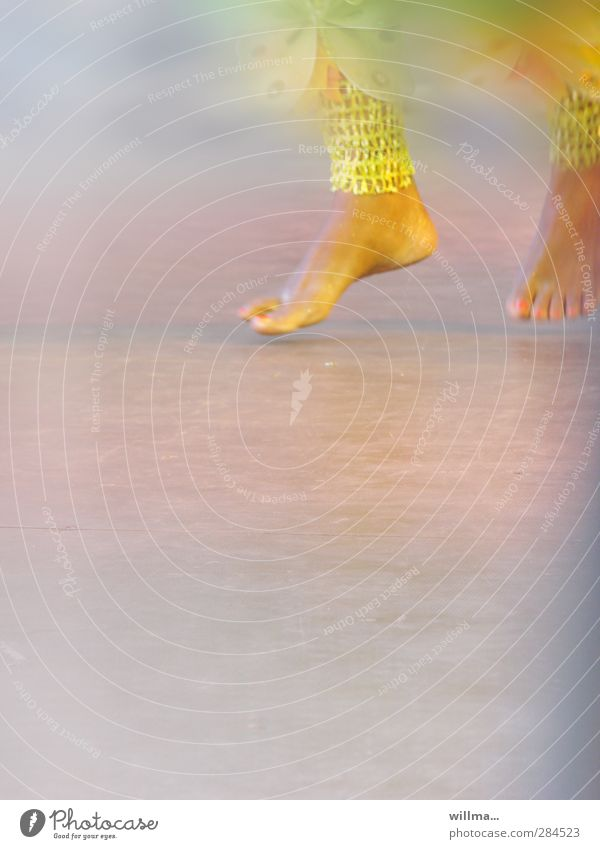 Dancing barefoot Dance Folklore Feet Legs Stage Dancer Event Shows Exotic Movement Ease Passion Culture Barefoot Joy Leisure and hobbies Rhythm Character Hop