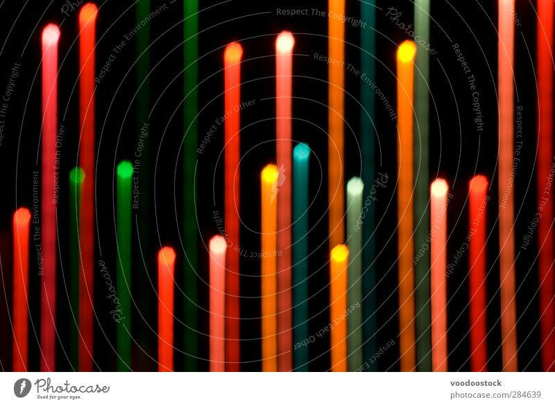 Falling Light Atstract Art Line Stripe Bright Multicoloured Red Black Colour Vertical Light streak Stroke lines Parallel light bold colorful colourful pretty