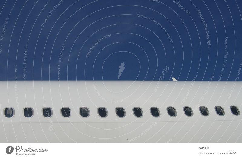 White Blue Window Airplane Aviation Porthole Airplane window