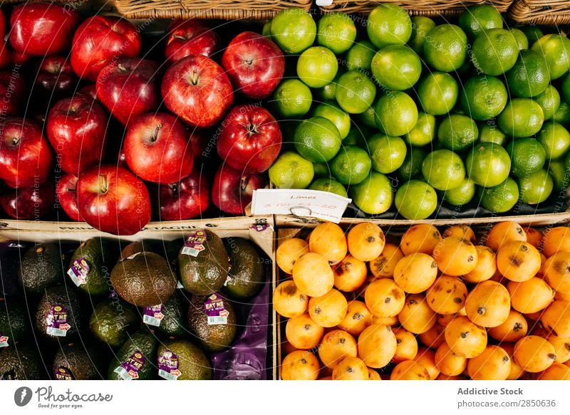 Fresh fruit on market Markets Stall Fruit Bazaar Marketplace Multicoloured Tradition Agriculture Food Stand Natural Seasons Organic Healthy Supermarket Variety