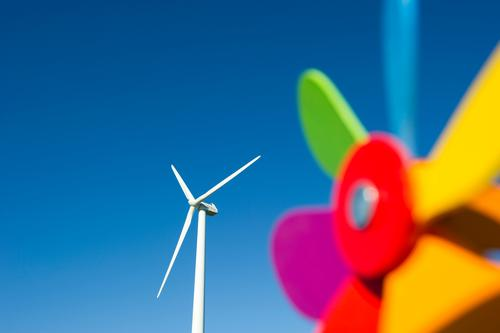 Environment Weather Wind Climate Energy industry Future Beautiful weather Science & Research Wind energy plant Cloudless sky Climate change Advancement