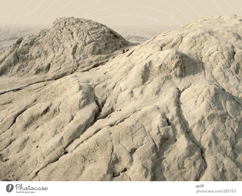 Nature Landscape Sand Jump Brown Dirty Desert Dry Hill Crack & Rip & Tear Dried Rough Drought Mud Heap Torn