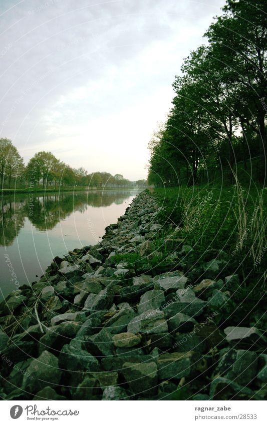 Calm Spring Stone