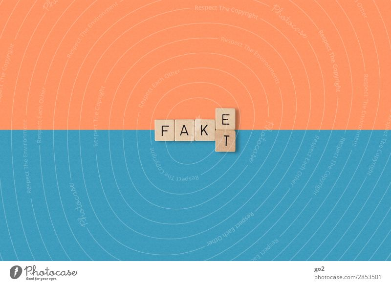 Fake or fact fake news fakenews Postal fact Media Print media New Media Internet Characters Truth Honest Authentic Fear of the future Dangerous False Ignorant