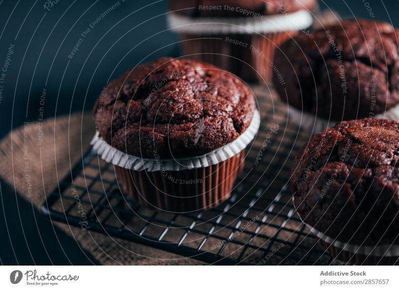 Homemade Chocolate Muffins Cupcake Cake Home-made Dessert Food Snack Background picture Dark Fresh Brown Sweet Delicious Bakery Tasty Gourmet Baked goods