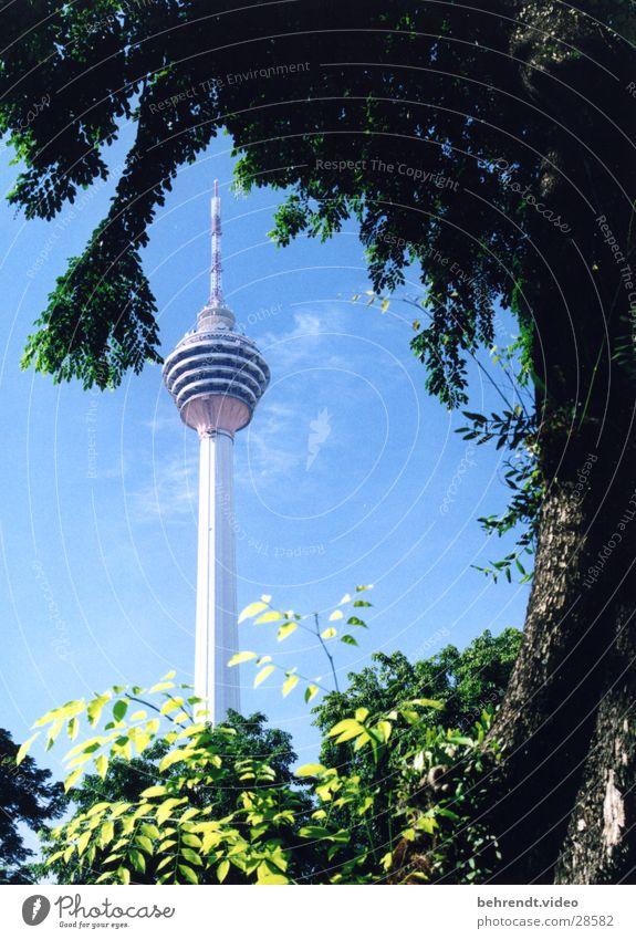 Menara Kuala Lumpur Malaya Building Architecture KL Tower Menara KL Level Point Television tower