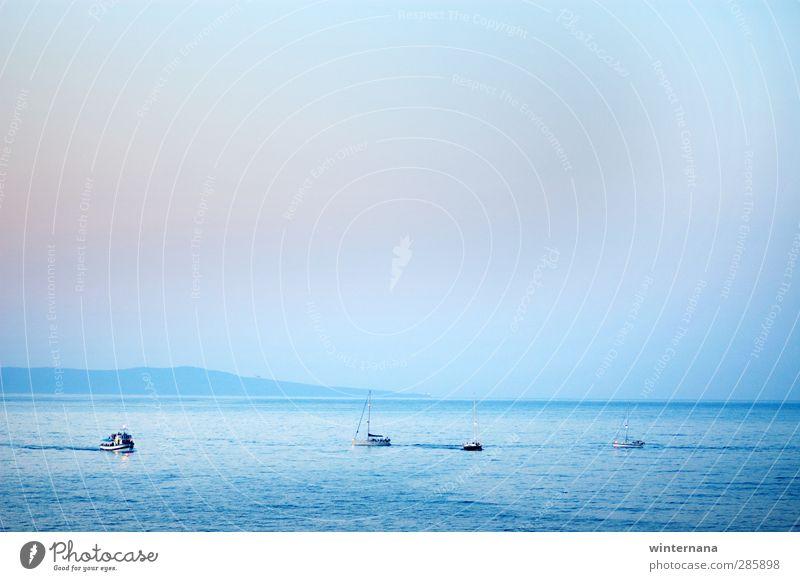 Sozopol sea of Bulgaria Sky Water Summer Future Warm-heartedness Romance Optimism