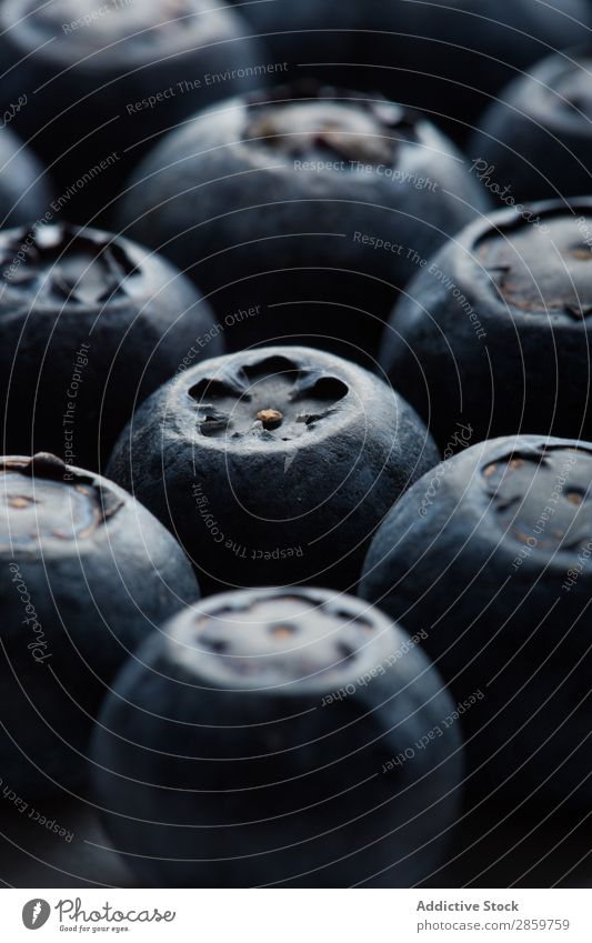 Macro shoot of a blueberries Berries Black Blue Blueberry Close-up Delicious Detail Food Fresh Fruit Group Healthy Macro (Extreme close-up) Marble Organic