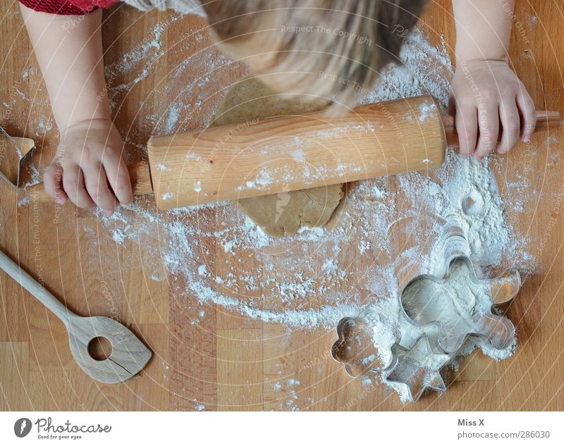 Christmas bakery with Diego Food Dough Baked goods Nutrition Human being Child Toddler Infancy Head Hand 1 1 - 3 years 3 - 8 years Delicious Sweet Rolling pin