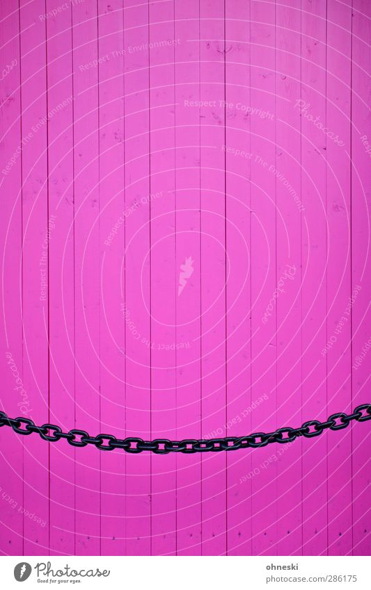 Wall (building) Wood Wall (barrier) Line Pink Facade Design Barrier Wooden board Chain Wooden fence