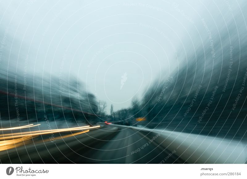 Winter Dark Street Cold Snow Lanes & trails Car Climate Transport Speed Crazy Trip Adventure Safety Driving Target