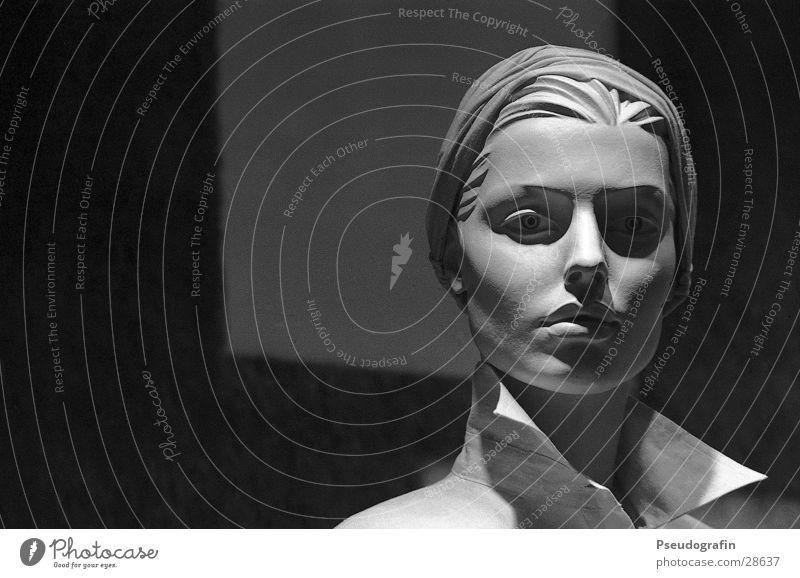 Face Style Elegant Esthetic Shopping Cloth Thin Shirt Doll Rag Blouse Shop window Portrait photograph