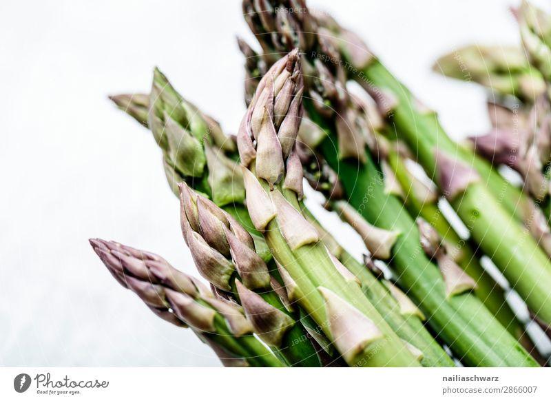 Green asparagus Food Vegetable Asparagus Bunch of asparagus green asparagus Nutrition Organic produce Vegetarian diet Healthy Health care Life Simple Fresh