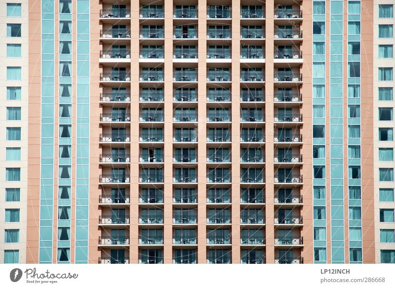 Vacation & Travel House (Residential Structure) Window Architecture Building Flat (apartment) Facade Design Tourism Living or residing Sleep USA Hotel Balcony