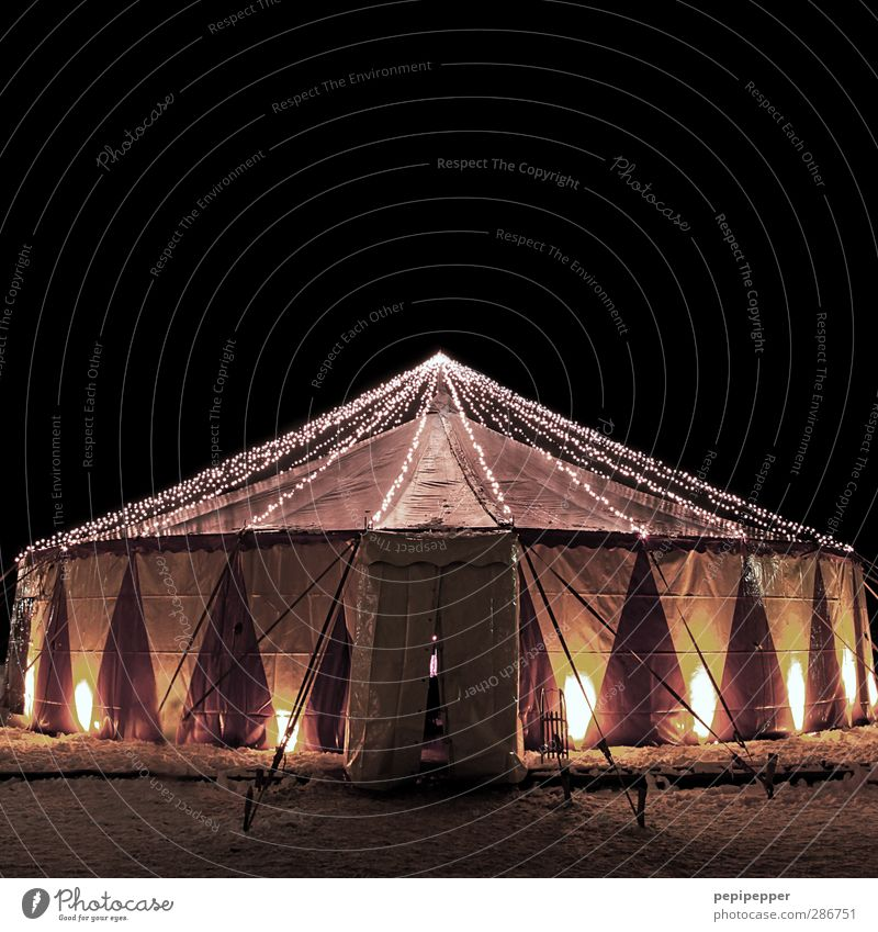 Winter Snow Feasts & Celebrations Party Garden Line Park Living or residing Rope Shows Event Sharp-edged Tent Circus Ornament Night life