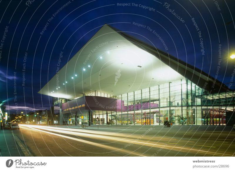 Building Architecture Graz Multi-purpose city hall Lighting design