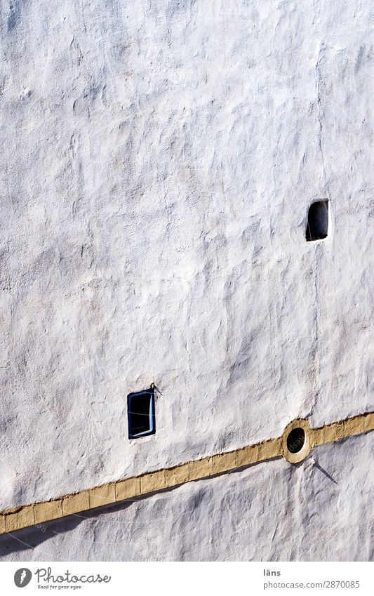 House (Residential Structure) Window Wall (building) Facade Morocco