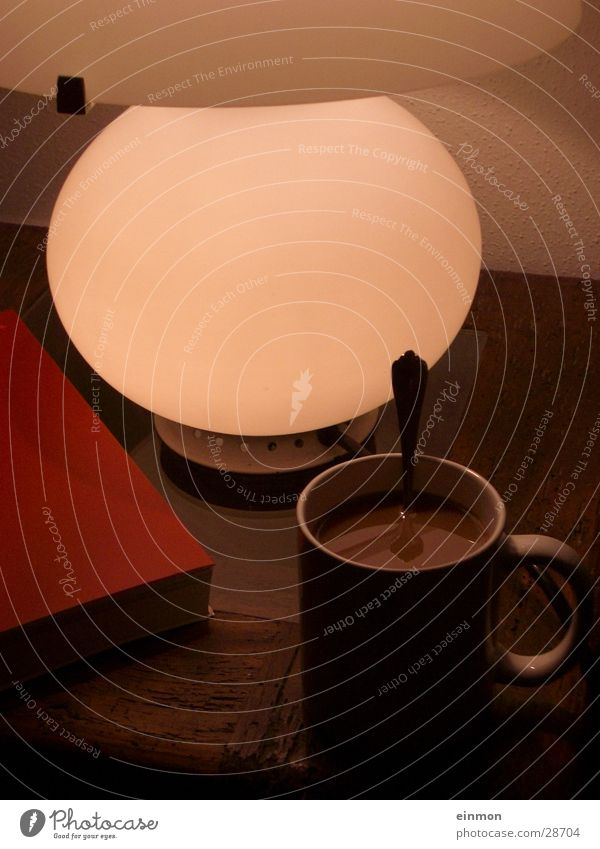 Lamp Warmth Table Coffee Physics Living or residing Cup Cozy
