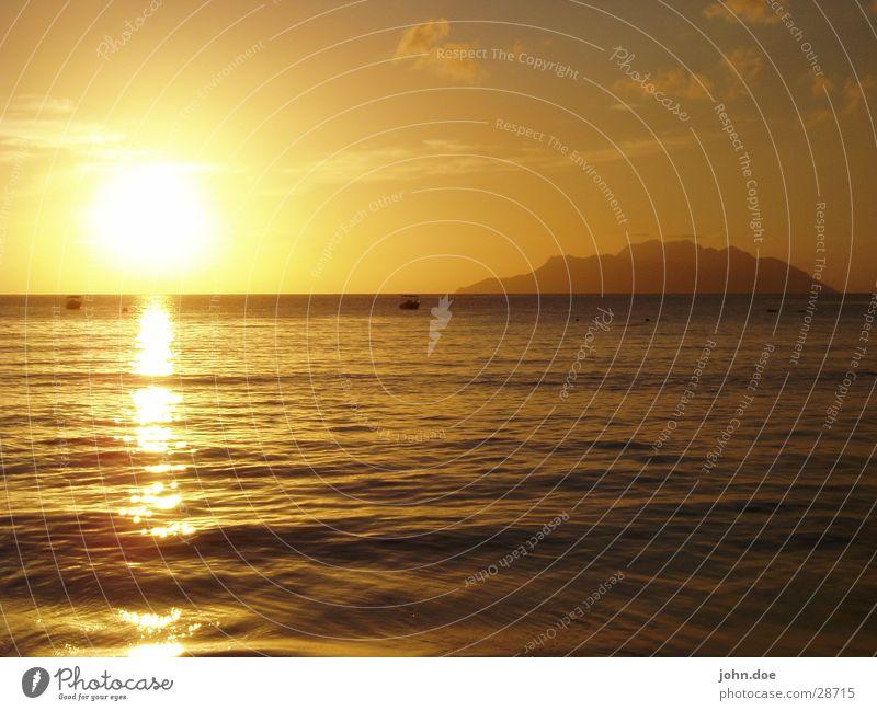 Ocean Summer Vacation & Travel Island California Seychelles Los Angeles