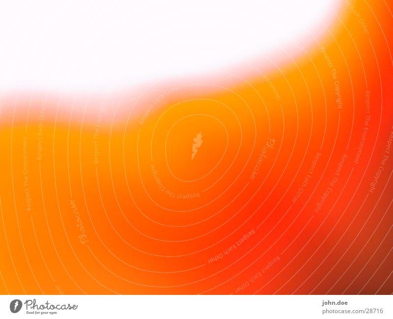 Colour Orange Color gradient