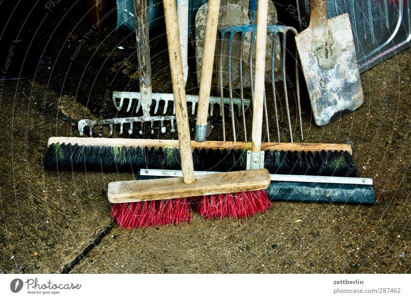 Brooms and such Handcrafts Living or residing Work and employment Profession Craftsperson Workplace Construction site Services Craft (trade) Business Together