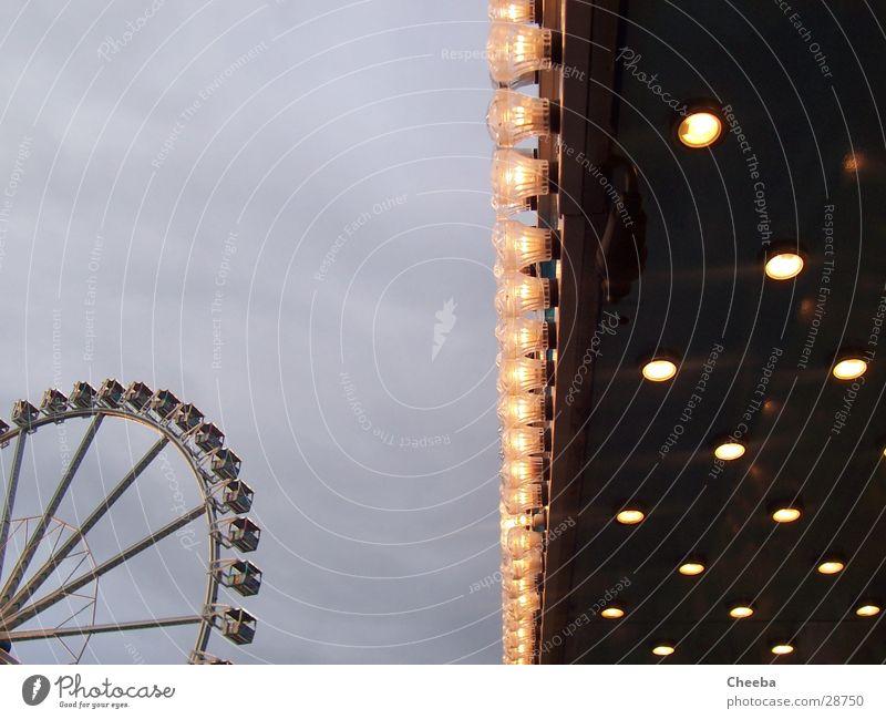 Sky Lamp Bright Large Fairs & Carnivals Ferris wheel Lighting