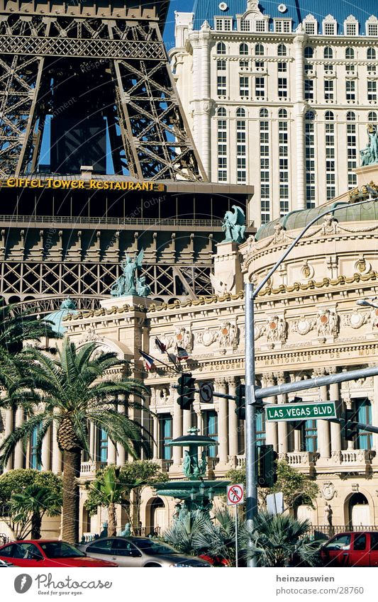 Hotel Paris Americas Striptease North America Las Vegas