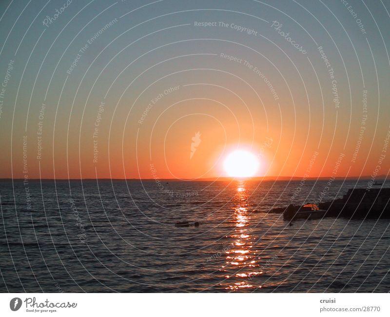 embers Croatia Sunset Ocean Romance Murter Kornati Europe Evening Water Cornati