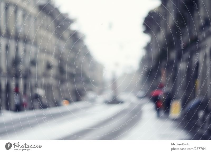 City Calm Winter Relaxation Environment Snow Movement Snowfall Contentment Trip Observe To enjoy Well-being Capital city Stagnating Winter vacation