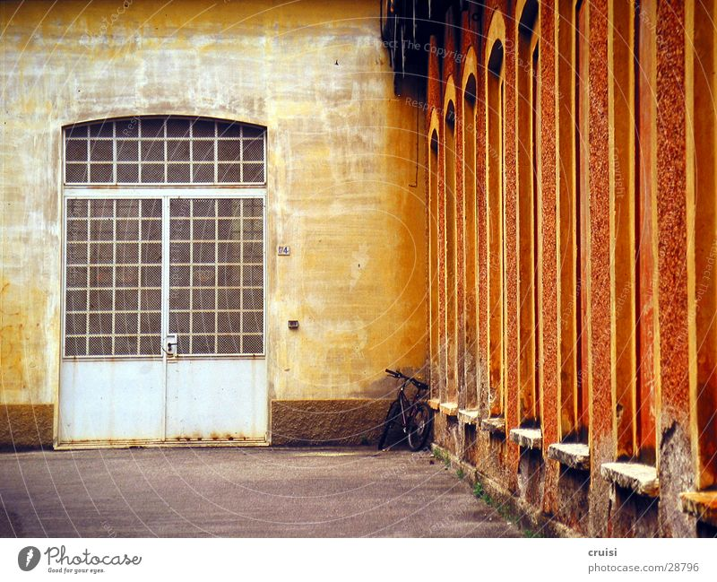 Warmth Europe Italy Physics Gate Company Warehouse Lake Garda Warm colour