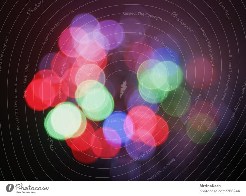 crossfire. Transport Street Traffic light Blossoming To fall Fight Esthetic Exotic Friendliness Firecracker Blur Point Point of light Colour photo Multicoloured