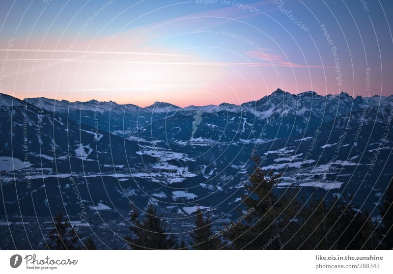 Nature Vacation & Travel Landscape Calm Far-off places Winter Mountain Environment Snow Freedom Rock Tourism Ice Trip Peak Hill