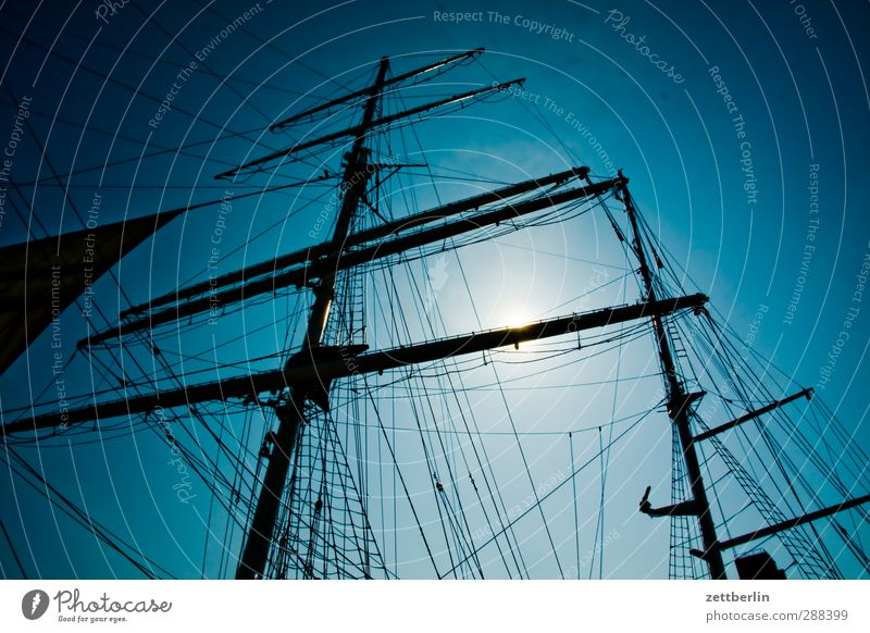 Sky Nature Summer Ocean Joy Landscape Environment Happy Weather Power Climate Beautiful weather Rope Harbour Baltic Sea Navigation