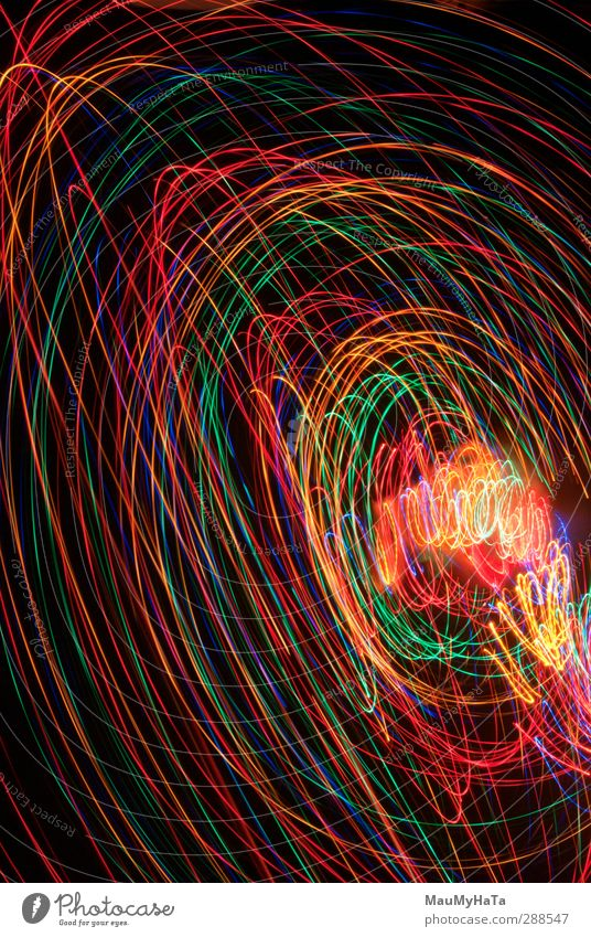 elliptical light circles Emotions Movement Style Feasts & Celebrations Art Elegant Design Lifestyle Adventure Might Culture New Year's Eve Carnival Chaos Exotic
