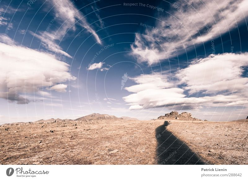 time has told me Environment Nature Landscape Elements Air Sky Clouds Climate Climate change Weather Beautiful weather Wind Mountain Peak Desert Adventure