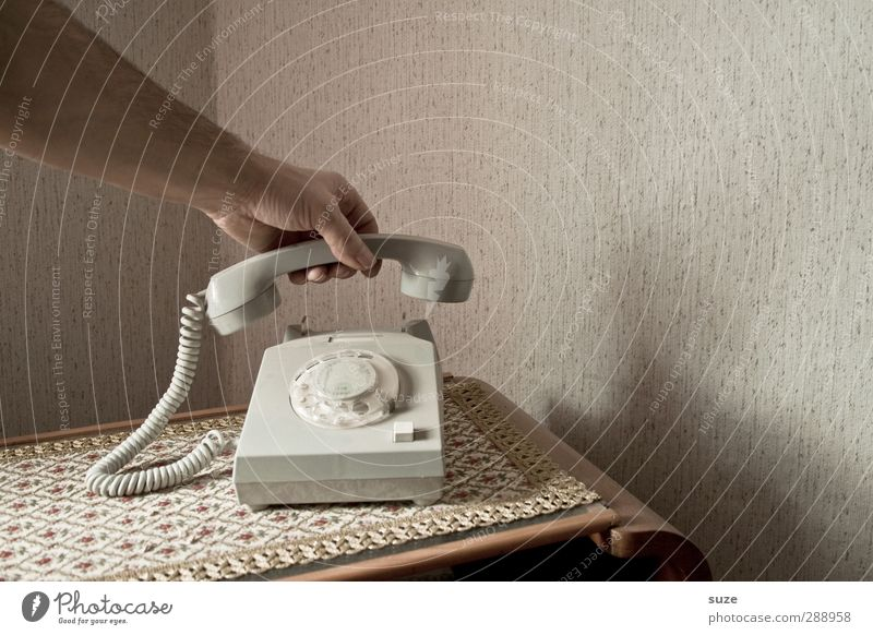 Nobody's gonna fucking answer that again. Living or residing Flat (apartment) Wallpaper Telecommunications Telephone Arm Hand To hold on Communicate