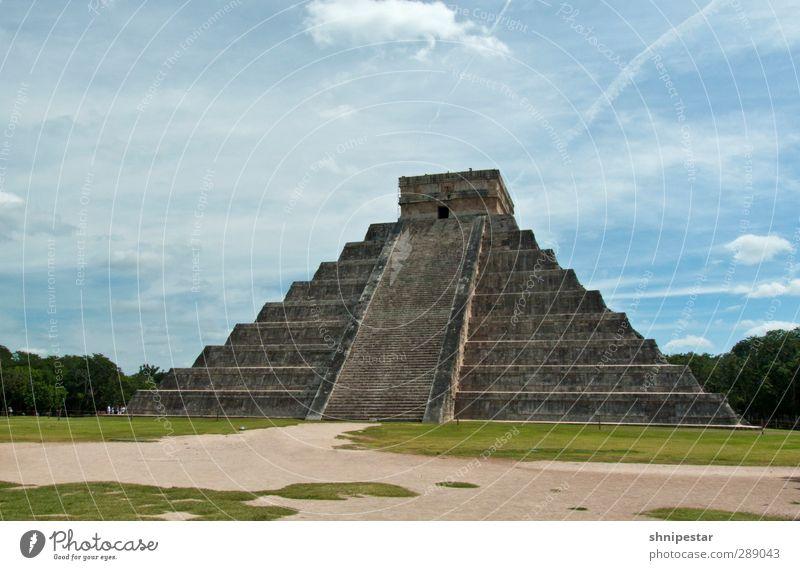 Chichén Itzá, Yucatán, Mexico Vacation & Travel Tourism Trip Adventure Far-off places Sightseeing Summer Summer vacation Sun Honeymoon Culture Maya