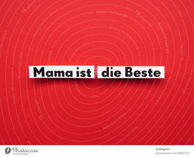 Mama is the best mama Mother Infancy Family & Relations Love Child Mother's Day Letters (alphabet) Word leap Together Motherly love Text Emotions