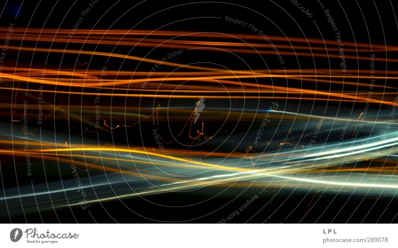 highway light graffiti. overtaking cars and trucks Art Work of art Painting and drawing (object) Elements Highway Vehicle Car Truck Limousine Sports car Observe
