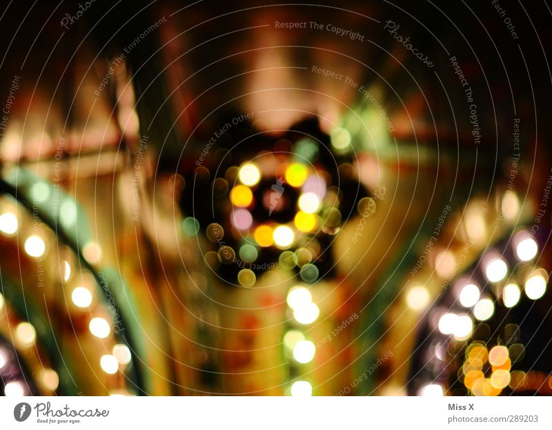 Christmas & Advent Lighting Illuminate Star (Symbol) Fairs & Carnivals Christmas decoration Christmas Fair Fairy lights