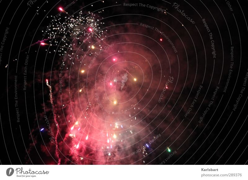 Big Bang Entertainment Party Event Feasts & Celebrations New Year's Eve Sky Fog Moody Joy Happy Beginning Movement Chaos Design Apocalyptic sentiment Hope