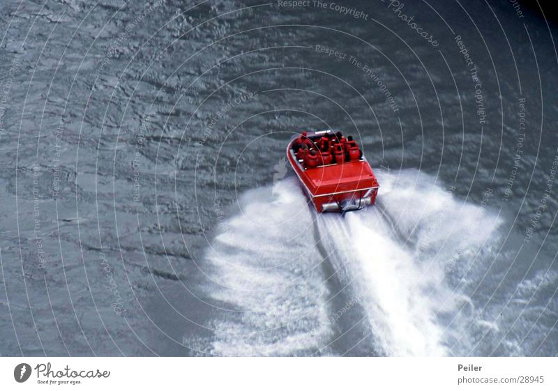 Water Watercraft Adventure Speed River Aquatics Jet Extreme sports New Zealand Shotover River