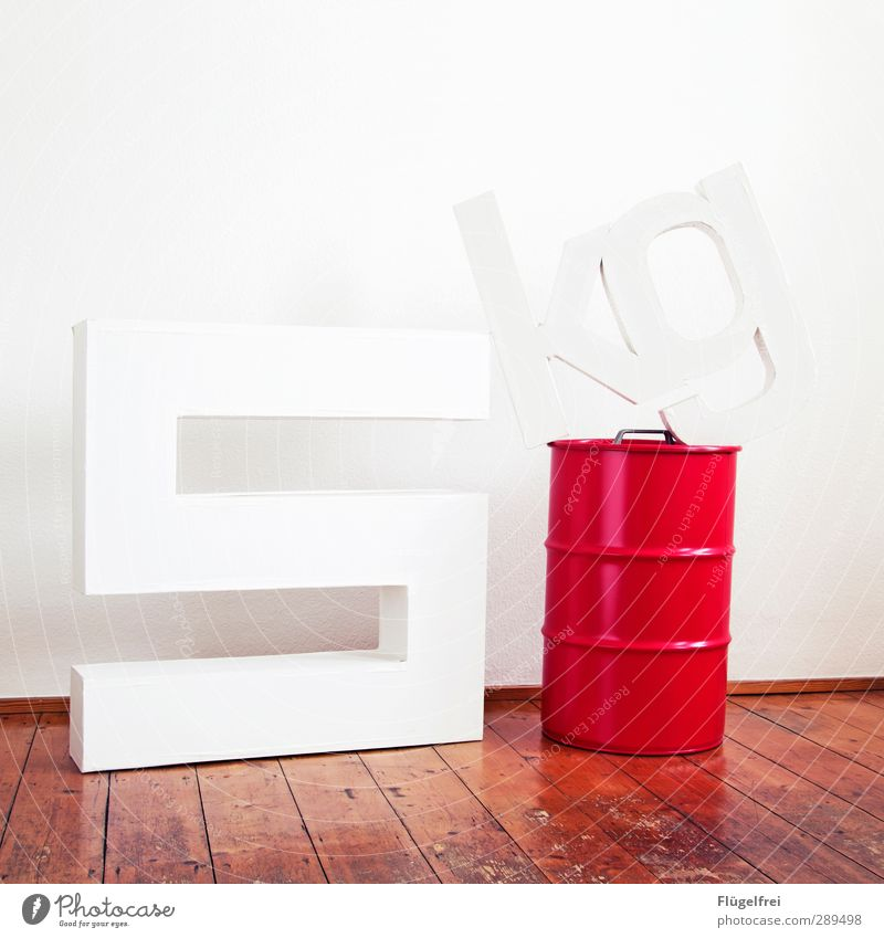5 kg container Digits and numbers White Weigh Weight Heavy Parquet floor Old building Interior design Red Typography Letters (alphabet) Bright Cardboard