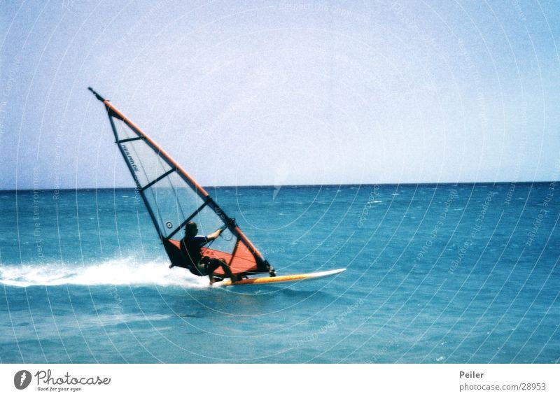 Water Ocean Waves Wind Surfer Surfboard Extreme sports Windsurfing