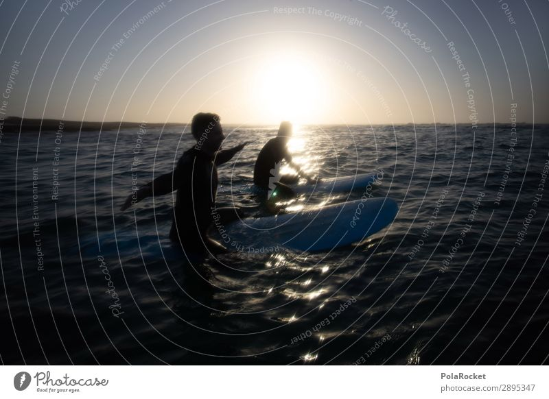 #ATE# feel it Art Esthetic Surfing Surfer Surfboard Surf school Ocean Swell Friendship Freedom Emotions Touch Wind Exterior shot Adventure Colour photo