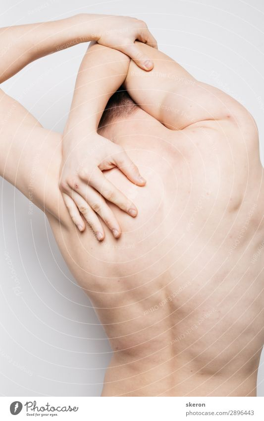 men's health: back massage for diseases Lifestyle Beautiful Personal hygiene Body Healthy Health care Medical treatment Healthy Eating Fitness Nursing Illness