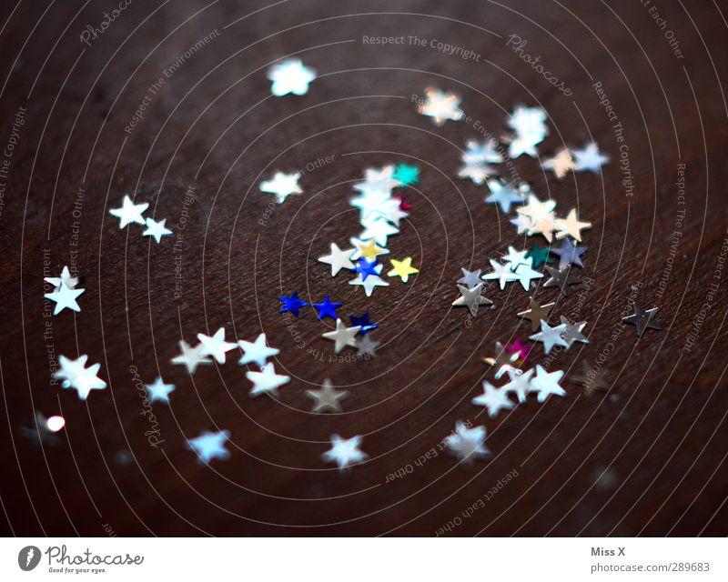 Christmas & Advent Glittering Illuminate Star (Symbol) Christmas decoration Table decoration